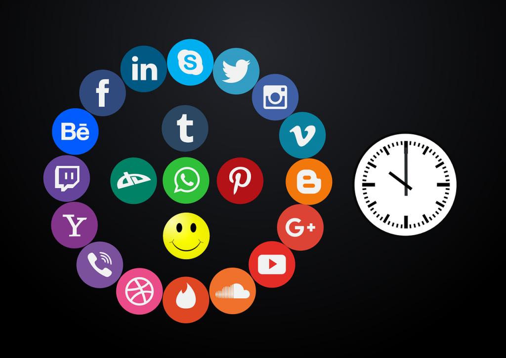 Soziale Netzwerke kosten viel Zeit und erfordern Geduld
