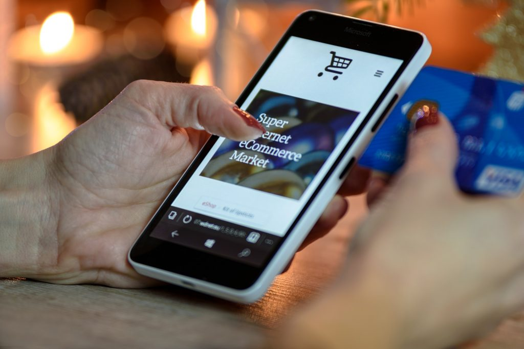 Online einkaufen: Texterstellung