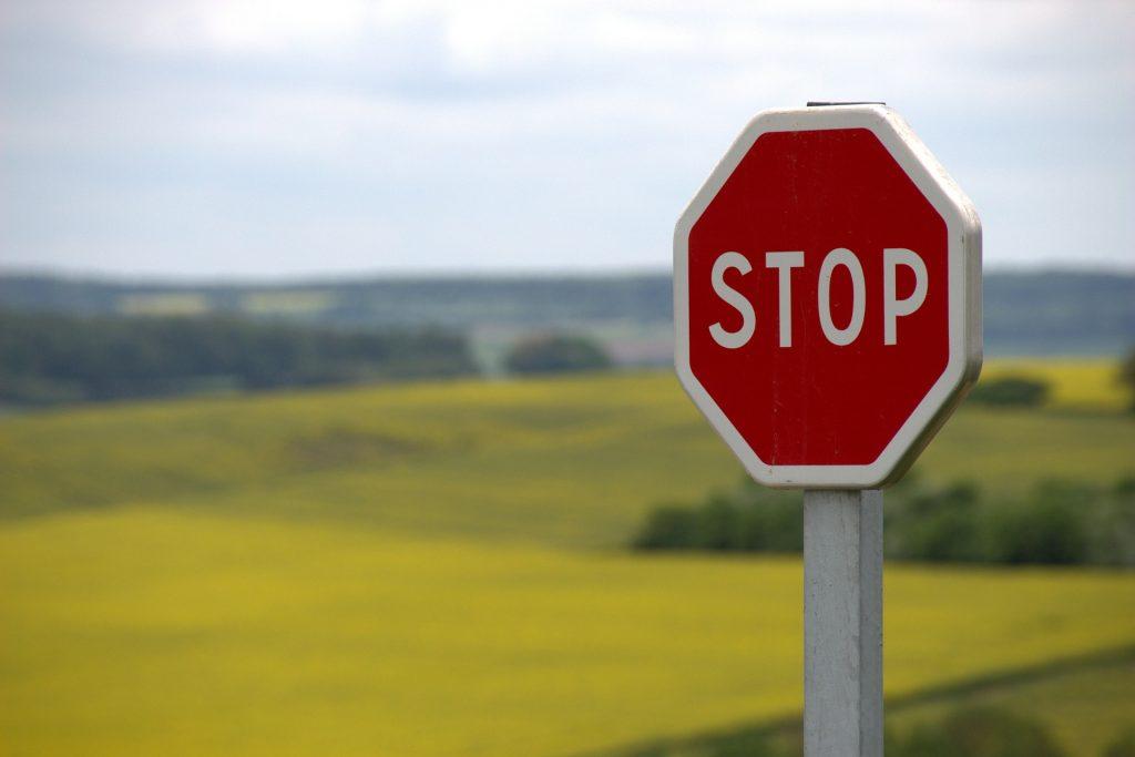 Stop, Vorsicht vor dem Deppenapostroph!
