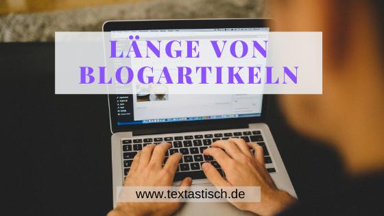 Blogartikel-Länge