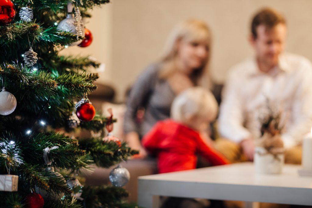 Weihnachten mit der ganzen Familie
