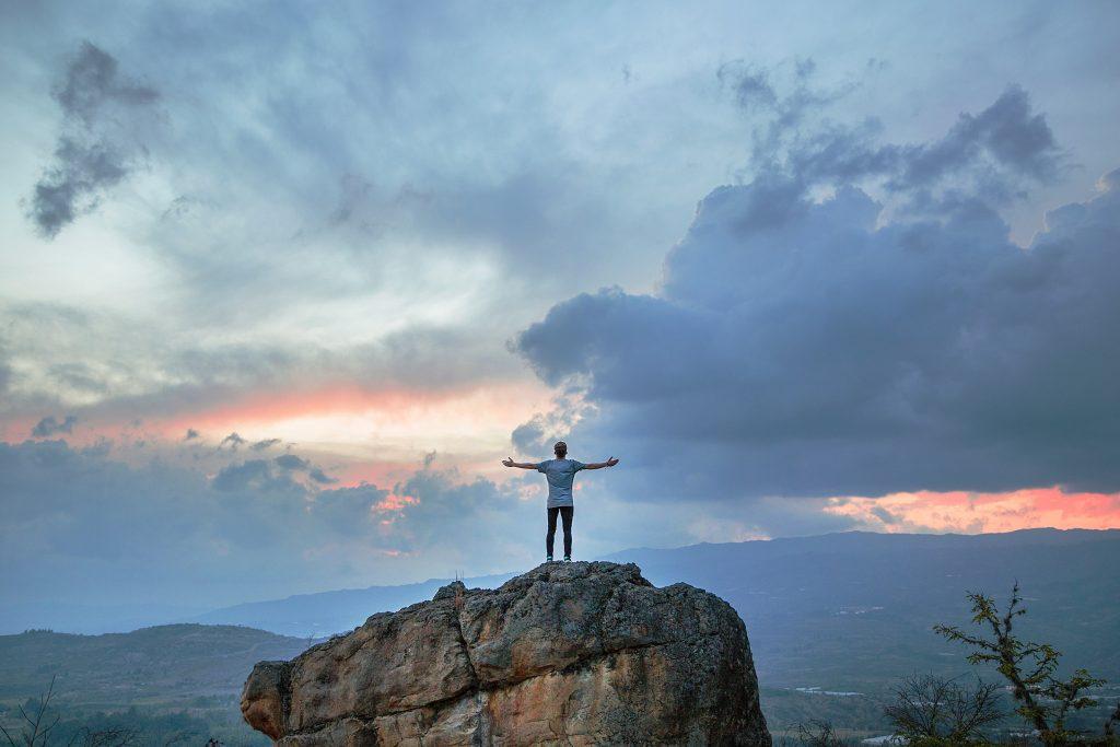 Newsletter-Ideen: von Höhen und Tiefen berichten