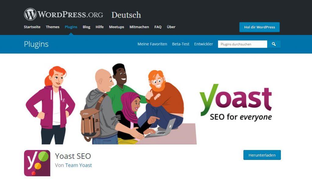 Yoast SEO Meta Description erstellen