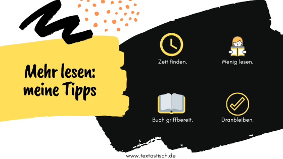 Mehr lesen Tipps