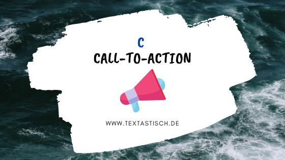 Call-to-Action bei der Texterstellung