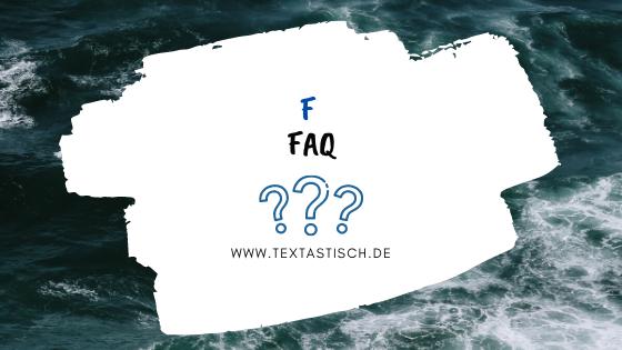 FAQ im Content-Marketing