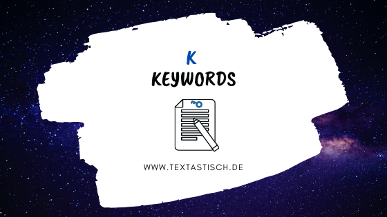 Keywords im Content-Marketing