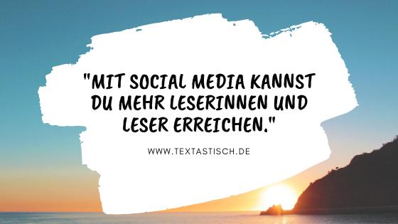 Social Media und Traffic für die Website