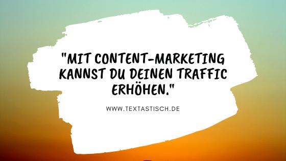 Mehr Website-Besucher mit Content-Marketing