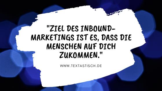 Definition Inbound-Marketing Kundengewinnung