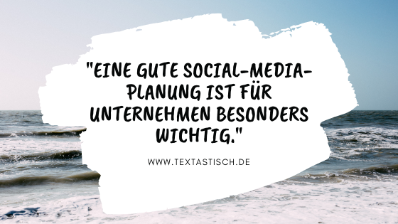 Social-Media-Planung Zielgruppe erreichen