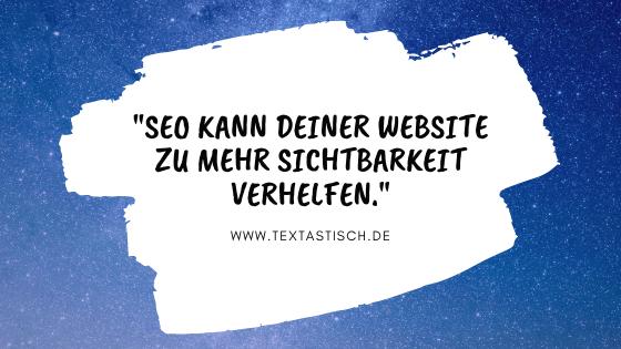 SEO Website-Texte schreiben lassen