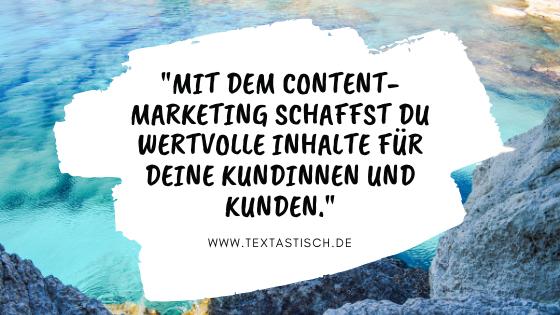 Content-Marketing Definition einfach erklärt